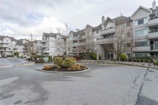 "Main Photo: 306 33718 KING Road in Abbotsford: Central Abbotsford Condo for sale in ""College Park Place"" : MLS®# R2447601"