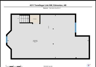 Photo 36: 4311 TERWILLEGAR Link in Edmonton: Zone 14 Attached Home for sale : MLS®# E4213962