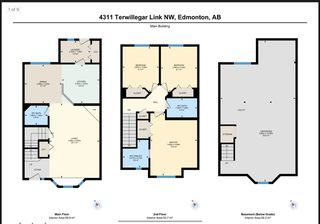 Photo 37: 4311 TERWILLEGAR Link in Edmonton: Zone 14 Attached Home for sale : MLS®# E4213962