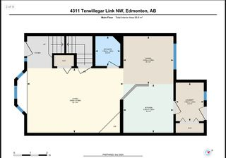 Photo 34: 4311 TERWILLEGAR Link in Edmonton: Zone 14 Attached Home for sale : MLS®# E4213962