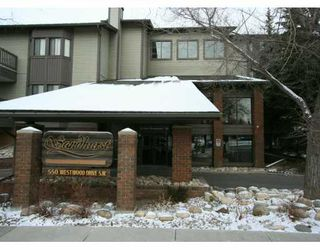 Photo 1:  in CALGARY: Westgate Condo for sale (Calgary)  : MLS®# C3193210