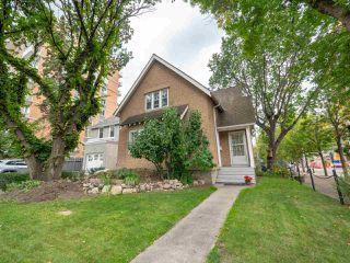 Main Photo: 9848 106 Street in Edmonton: Zone 12 House for sale : MLS®# E4174857