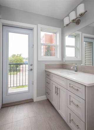 Photo 6: 9323 Connors Road in Edmonton: Zone 18 House Half Duplex for sale : MLS®# E4175705
