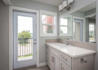 Photo 5: 9323 Connors Road in Edmonton: Zone 18 House Half Duplex for sale : MLS®# E4175705