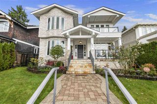 Main Photo: 1471 MATHERS AVENUE in West Vancouver: Ambleside House for sale : MLS®# R2413830