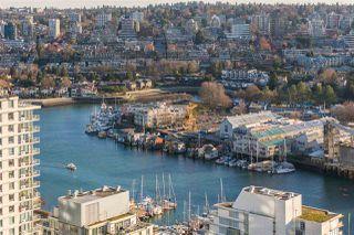 "Photo 12: 3507 1480 HOWE Street in Vancouver: Yaletown Condo for sale in ""VANCOUVER HOUSE"" (Vancouver West)  : MLS®# R2445993"