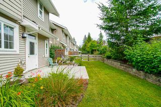 Photo 20: 47 12161 237 Street in Maple Ridge: East Central Townhouse for sale : MLS®# R2474198
