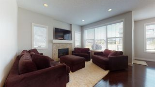 Photo 3: 1934 BAYWATER Alley SW: Airdrie Semi Detached for sale : MLS®# A1025806