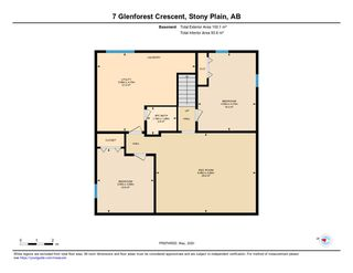 Photo 30: 7 GLENFOREST Crescent: Stony Plain House for sale : MLS®# E4211882