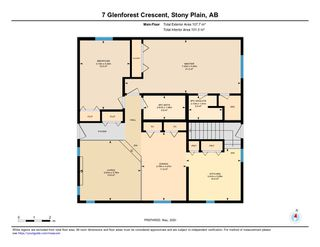 Photo 29: 7 GLENFOREST Crescent: Stony Plain House for sale : MLS®# E4211882