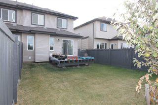 Photo 42: 1520 33B Street in Edmonton: Zone 30 House Half Duplex for sale : MLS®# E4217921