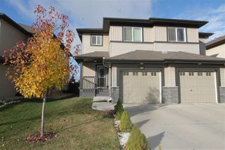Photo 1: 1520 33B Street in Edmonton: Zone 30 House Half Duplex for sale : MLS®# E4217921