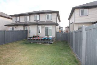 Photo 40: 1520 33B Street in Edmonton: Zone 30 House Half Duplex for sale : MLS®# E4217921