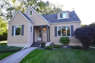 Main Photo: 123 Birchdale Avenue in Winnipeg: Norwood Flats Residential for sale (2B)  : MLS®# 1925771