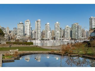 "Photo 2: 314 518 MOBERLY Road in Vancouver: False Creek Condo for sale in ""NEWPORT QUAY"" (Vancouver West)  : MLS®# R2437240"