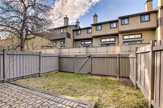 Photo 17: 18 23 GLAMIS Drive SW in Calgary: Glamorgan Row/Townhouse for sale : MLS®# C4293162