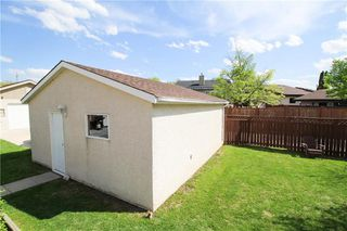 Photo 31: 14 Cedargrove Crescent in Winnipeg: Mission Gardens Residential for sale (3K)  : MLS®# 202011727