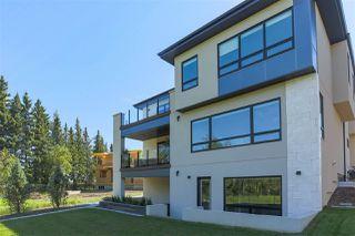 Photo 46: 3 3466 KESWICK Boulevard in Edmonton: Zone 56 Condo for sale : MLS®# E4214206