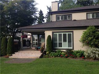 Photo 1: 3624 NICO WYND Drive in Surrey: Elgin Chantrell Home for sale ()  : MLS®# F1435321