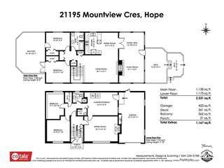 Photo 20: 21195 MOUNTVIEW CRESCENT in Hope: Hope Kawkawa Lake House for sale : MLS®# R2461505