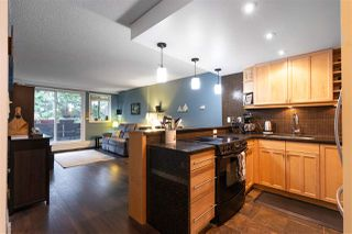 "Photo 1: 203 1867 W 3RD Avenue in Vancouver: Kitsilano Condo for sale in ""St. Claire Court"" (Vancouver West)  : MLS®# R2522558"