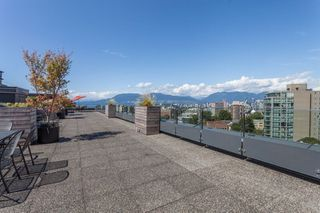"""Photo 14: 815 1445 MARPOLE Avenue in Vancouver: Fairview VW Condo for sale in """"HYCROFT TOWERS"""" (Vancouver West)  : MLS®# R2396150"""