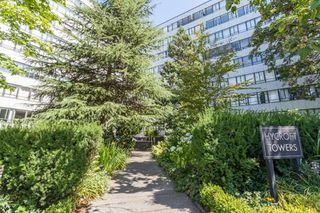 """Photo 11: 815 1445 MARPOLE Avenue in Vancouver: Fairview VW Condo for sale in """"HYCROFT TOWERS"""" (Vancouver West)  : MLS®# R2396150"""