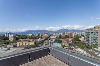 """Photo 16: 815 1445 MARPOLE Avenue in Vancouver: Fairview VW Condo for sale in """"HYCROFT TOWERS"""" (Vancouver West)  : MLS®# R2396150"""