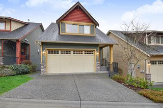 "Photo 1: 31 36169 LOWER SUMAS MTN Road in Abbotsford: Abbotsford East Townhouse for sale in ""Junction Creek"" : MLS®# R2426451"
