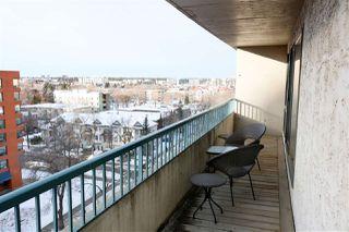 Photo 24: 901 10175 114 Street in Edmonton: Zone 12 Condo for sale : MLS®# E4186881