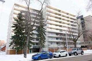 Photo 2: 901 10175 114 Street in Edmonton: Zone 12 Condo for sale : MLS®# E4186881