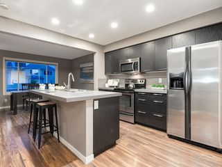 Photo 6: 44 COPPERPOND Road SE in Calgary: Copperfield Semi Detached for sale : MLS®# C4306470