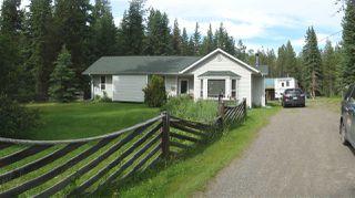 Main Photo: 24846 SHERATON SUB Road in Burns Lake: Burns Lake - Rural East House for sale (Burns Lake (Zone 55))  : MLS®# R2474669