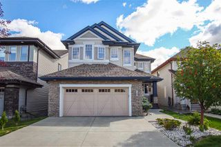 Photo 1: 466 AINSLIE Crescent in Edmonton: Zone 56 House for sale : MLS®# E4210548