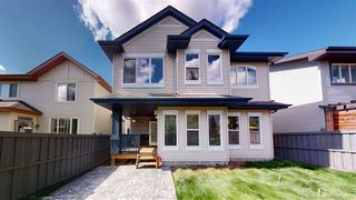 Photo 47: 466 AINSLIE Crescent in Edmonton: Zone 56 House for sale : MLS®# E4210548