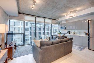Photo 7: 609 1201 E Dundas Street in Toronto: South Riverdale Condo for sale (Toronto E01)  : MLS®# E5000630