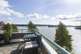 """Photo 18: 420 1150 QUAYSIDE Drive in New Westminster: Quay Condo for sale in """"WESTPORT"""" : MLS®# R2527891"""
