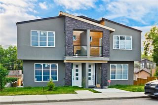 Main Photo: 2 4505 Bowness Road NW in Calgary: Montgomery Row/Townhouse for sale : MLS®# A1060950