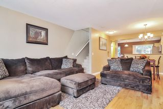 """Photo 3: 51 20540 66 Avenue in Langley: Willoughby Heights Townhouse for sale in """"Amberleigh"""" : MLS®# R2409971"""