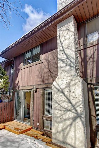 Photo 43: 124 HEARTHSTONE Road in Edmonton: Zone 14 Townhouse for sale : MLS®# E4193246