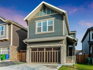 Main Photo: 389 MASTERS Avenue SE in Calgary: Mahogany Detached for sale : MLS®# A1033948