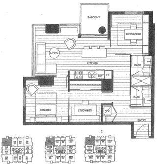 Photo 24: 1806 13438 CENTRAL Avenue in Surrey: Whalley Condo for sale (North Surrey)  : MLS®# R2523649