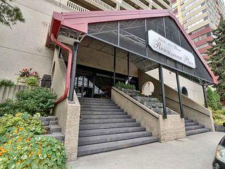 Photo 1: 1008 9918 101 Street in Edmonton: Zone 12 Condo for sale : MLS®# E4172988