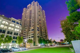 Photo 2: DOWNTOWN Condo for sale : 2 bedrooms : 700 Front Street #1407 in San Diego