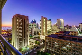 Photo 14: DOWNTOWN Condo for sale : 2 bedrooms : 700 Front Street #1407 in San Diego