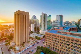Photo 1: DOWNTOWN Condo for sale : 2 bedrooms : 700 Front Street #1407 in San Diego