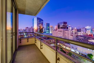 Photo 3: DOWNTOWN Condo for sale : 2 bedrooms : 700 Front Street #1407 in San Diego