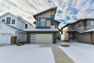 Main Photo: 6339 CRAWFORD Link in Edmonton: Zone 55 House for sale : MLS®# E4179586