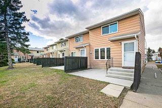 Photo 37: 17359 85 Avenue in Edmonton: Zone 20 Townhouse for sale : MLS®# E4196122
