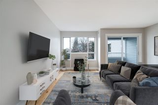 """Photo 4: 201 1330 GRAVELEY Street in Vancouver: Grandview Woodland Condo for sale in """"Hampton Court"""" (Vancouver East)  : MLS®# R2466394"""